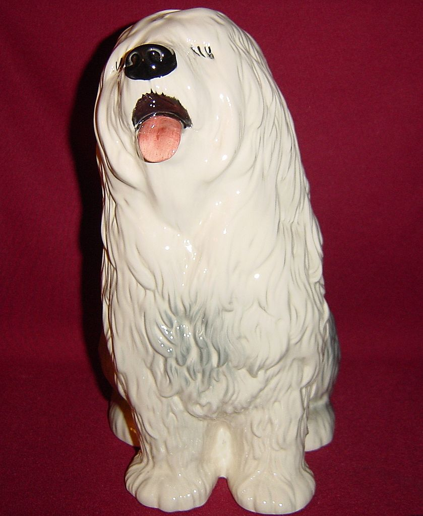 Beswick Old English Sheepdog 2232