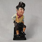 Royal Doulton Sam Weller Dickens Figurine