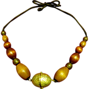 SALE Estee Lauder Sport Necklace Solid Perfume Pendant