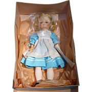 "SALE NOS 13"" Madame Alexander Alice Doll"