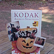REDUCED Large Kodak Halloween Store Display - Wonderful!