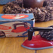 Wolverine Superline Electric Iron Child's Toy