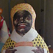 SOLD Aunt Jemima Black Americana Cloth Premium Doll