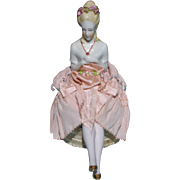 Lovely Half Doll Pincushion