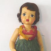 Pat Pending Terri Lee Hawaiian Girl in Box