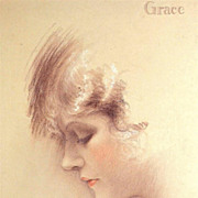 American Art - Charles Sheldon: Grace, Vintage Illustration Art