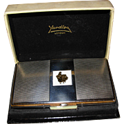 Vintage Yardley London Powder and Rouge Ladies Compact in Original Box