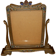 Vintage 1940's Photo Frame on Stand