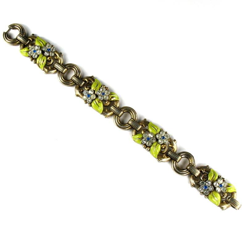 Dating vintage trifari jewelry rhinestone 9