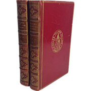 Mudie's British Birds, 2 Volumes, 1873