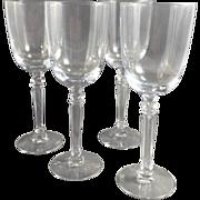 Set of 4 Sherry Glasses