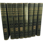 Cassell's Encyclopaedia in 8 Volumes, London, c. 1900