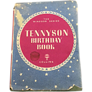 Tennyson Birthday Book