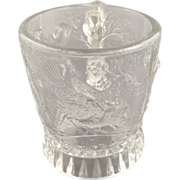 Child's Toy Glass Mug