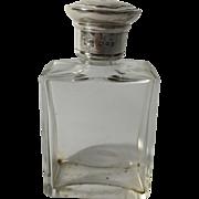 1921 English Toiletries Bottle