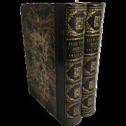 Eliza Cook's Journal, in Four Volumes, 1849 - 1851, London by John Owen Clarke Publishers