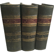 John Cassell's Illustrated History of England in Three Very Large Books, Each Containing Two .