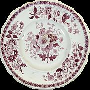 1836 Minton Tea Plate