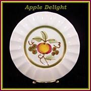 Stangl Apple Delight Ashtray