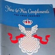 How to Win Compliments for Your Cooking ~ Wesson Oil