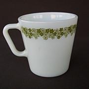 Pyrex Spring Blossom  ~ Crazy Daisy Mug ~ Set of 2
