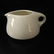Iroquois China Russel Wright Casual White Stack Creamer