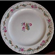 Pope Gosser Largo Salad Plate ~ 6 available