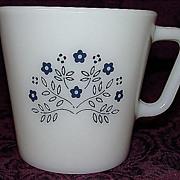 Pyrex Glass Blueberry Summer Impressions Mug