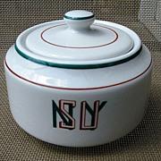 State University of New York Sugar Bowl Mayer China