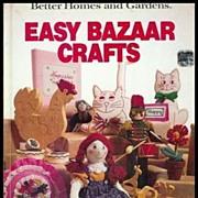 Easy Bazaar Crafts ~ Better Homes & Gardens