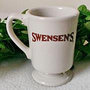 Swensen's Restaurant Ware Coffee Mug