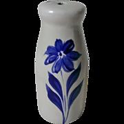 Williamsburg Pottery Salt Glaze Stoneware Sugar Shaker