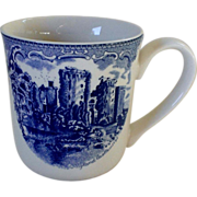Johnson Brothers Old Britain Castles Blue Mug