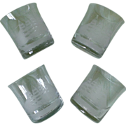 Toscany Clipper Old Fashioned Set of 4