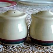 Pfaltzgraff Juniper Salt & Pepper Shakers
