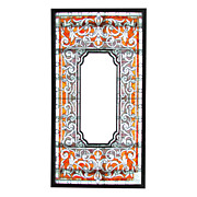 SALE 5452 Beautiful Stained & Beveled Glass Window