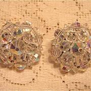 Lovely Laguna Crystal Earrings
