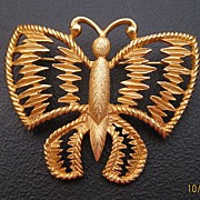 Unique and Pretty Butterfly Pin