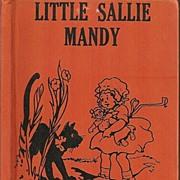 Little Sallie Mandy by Helen R. Van Derveer - Wee Books for Wee Folks by Platt & Munk