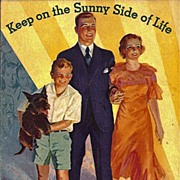 SOLD Kellogg's Keep on the Sunny Side of Life Booklet 1933