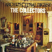 SOLD Architectural Digest Book The Collectors