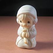 Precious Moments Grandfather Preacher Figurine