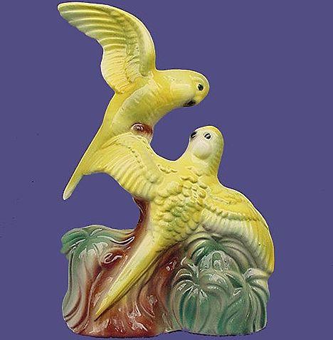 Maddux of Calif. Parakeet Planter