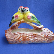 Maddux of Calif. Parrot Planter