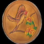 Unusual Cockatiel Large Leather Patch