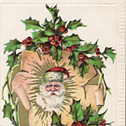 """A Merry Christmas"" - Santa Claus"