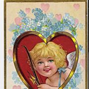 """To My Valentine"" - Unsigned Brundage"