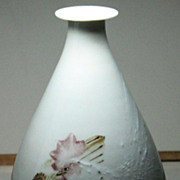 SALE Japanese porcelain vase by MAKUZU KOZAN I