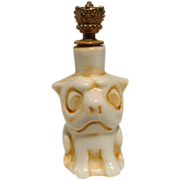 Puppy Dog Crown Top Perfume Scent Bottle