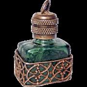 French Chatelaine Perfume Bottle from Revillon